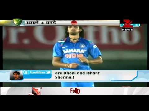 Ishant Sharma: The villain of Indian cricket!