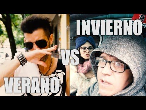 Team VERANO vs Team INVIERNO   Sketch