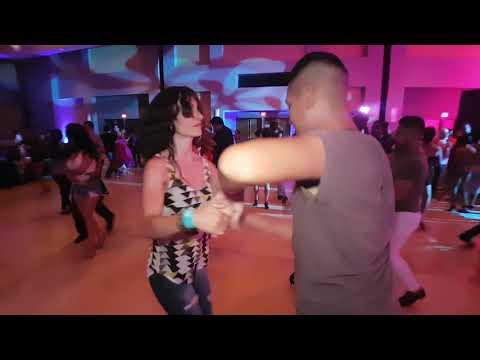 Brandon y Denise - B.I.G Salsa Fest 2017