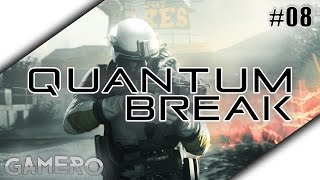 QUANTUM BREAK Deutsch #08 - Was für Gegner! - Quantum Break Deutsch Facecam 1080p 60FPS