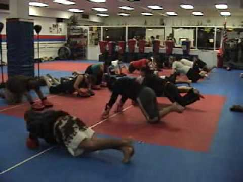 Worlds greatest kickboxing gym, Smith Taekwondo Hawaii