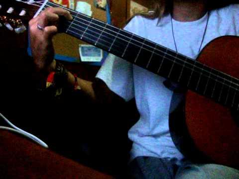 El Ultimo Beso - Guitarra - YouTube