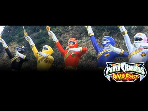 power ranger wild force theme song
