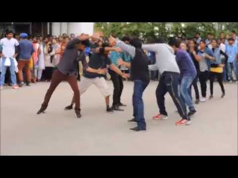 Rhytzz Team Cognizant- Coimbatore Flash Mob 2015