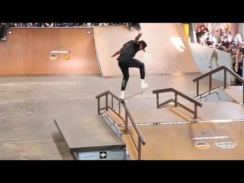 NYJAH HUSTON TAMPA PRO 2020 BEST OF HIGHLIGHTS REEL