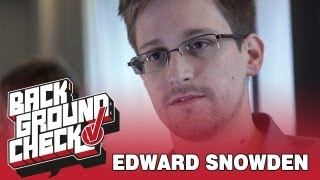 Alle Fakten zu Edward Snowden I BACKGROUND CHECK
