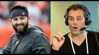 Colin Cowherd Says the Browns Will Crash Hard in the Playoffs - MS&LL 7/16/19