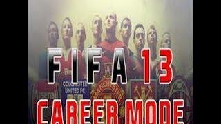 fifa 13 careermode cjaccio vs chelsea 5-2
