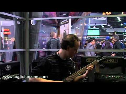 Peavy Triple XXX Video Demo [NAMM 2011]