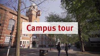 City, University of London: Campus tour