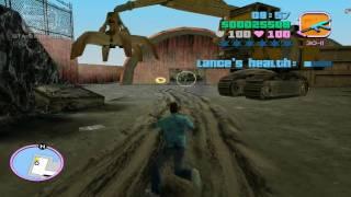 GTA Vice City - Walkthrough - Mission #18 - Death Row (HD)