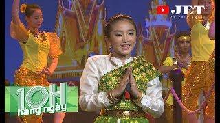 Bé Ngọc Tâm hát điệu khmer hay nhất Việt Nam
