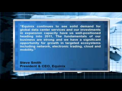 Equinix Reported Mixed Q3 Results, Top Line Surged 45% YoY