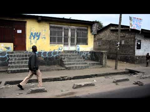 Kinshasa, DRC, August 2012