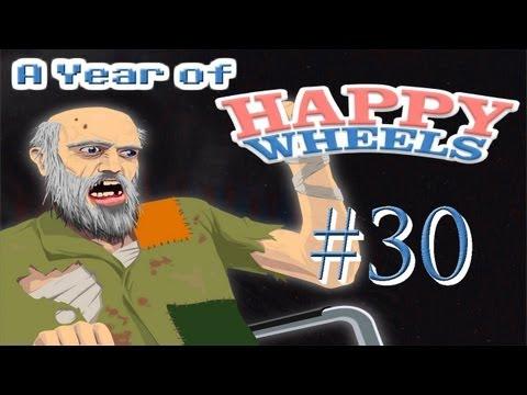 YEAR OF HAPPY WHEELS: Day 30 - FUS RO DAH EXPLOSION Music Videos