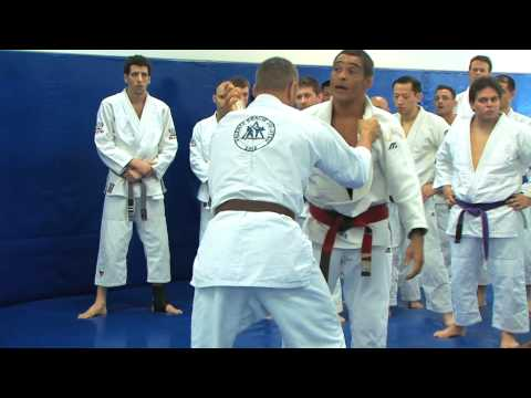 Rickson Gracie Seminar Miami Image 1