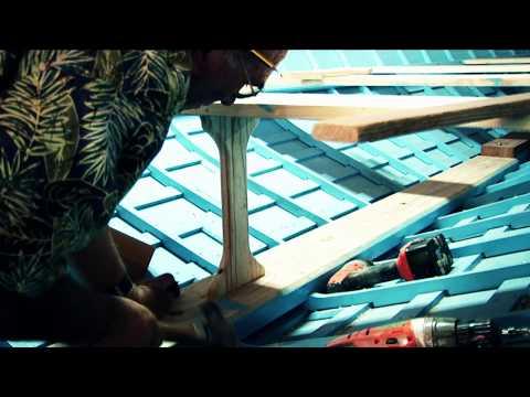 "Rebuilt of Azorean Whaling Boat ""Senhora de Fátima"""