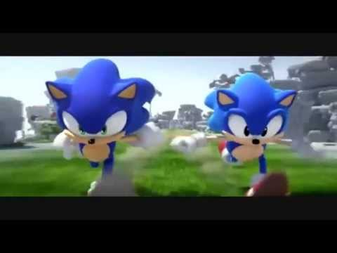 Sonic Amv: Can't Hold Us video