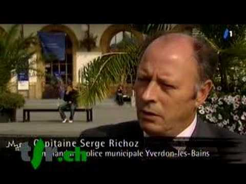 Mise au point - Yverdon : Le Bronx? du 14 octobre 2007