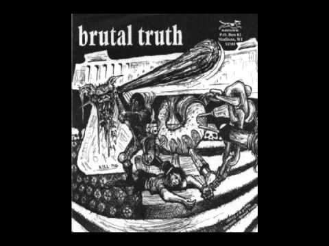 Brutal Truth - Foolish Bastard