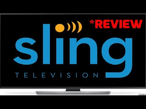 Sling TV Full Review - Worth Cutting the Cord? is Youtube TV. Directv Now. & Hulu better?