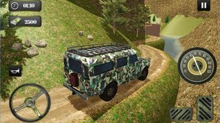 US Offroad Army Truck Driver 2017 - Heavy Army Truck  Unlocked Android GamePlay FHD