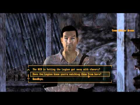 Fallout New Vegas Return to Sender part 2 of 5 Echo and Foxtrot