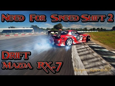 Shift 2 - Drift Mazda RX-7