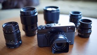 Cheap Camera Review - The Fuji Xpro-1 in 2019 - Oldie but goldie