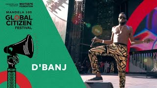 "D'banj Performs ""Fall in Love"" 