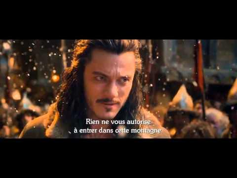 Le Hobbit – La Désolation de Smaug – Bande Annonce (3) VOST HD