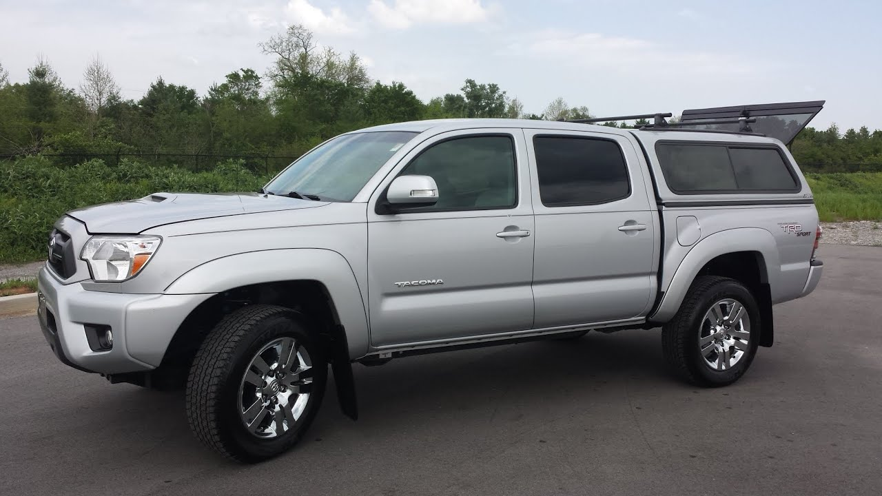 sold.2012 TOYOTA TACOMA DOUBLE CAB TRD SPORT 4X4 34K AUTOMATIC CALL