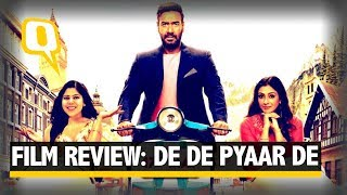 Movie Review: De De Pyaar De | The Quint