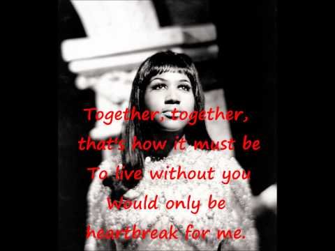 Aretha Franklin - I say a little prayer / with lyrics