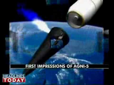 Agni 5  Ballistic Missile Revealed - First Impressions of Agni 5