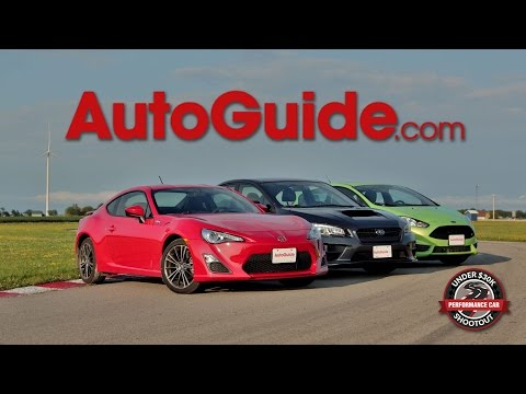 2014 Under $30,000 Performance Car Shootout - Winner