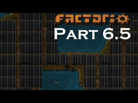 Factorio | S2 | Part 6.5 | Going Green..ish!