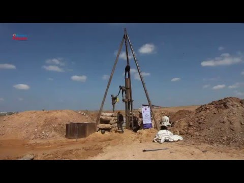 """Rehabilitation of the """"Agricultural Water Wells Project"""""""