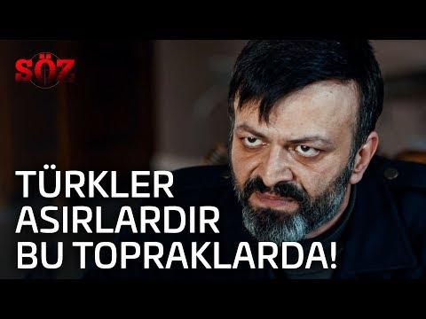 Söz | 30.Bölüm - Türkler Asırlardır Bu Topraklarda!