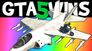 GTA 5 WINS – EP. 4 (Funny moments, Stunts, Epic Wins compilation online Grand Theft Auto V Gameplay)