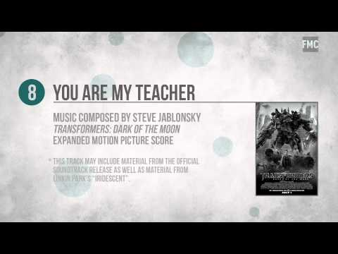 You Are My Teacher (Transformers: Dark of the Moon Expanded Score)