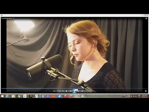 Ellie Goulding - Love Me Like You Do - cover by Noelle