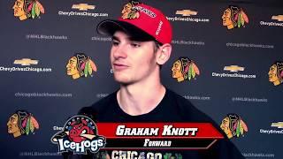 Prospect Camp Update - Graham Knott