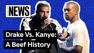 A Timeline Of Drake & Kanye West's Beef | Genius News