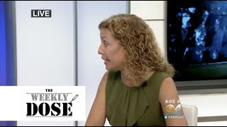 Debbie Wasserman Schultz Accidentally Tells the Truth