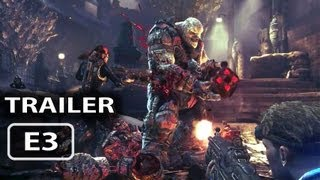 Gears Of War Judgment Trailer (E3 2012)