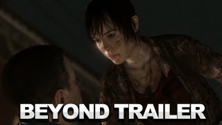FIRST Beyond_ Two Souls Trailer - Sony E3 2012 Press Conference