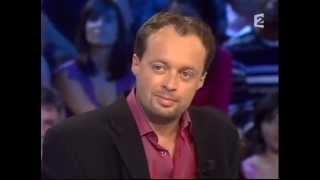 Stephane Breitwieser - On n'est pas couché 7 octobre 2006 #ONPC