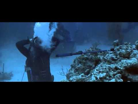 Thunderball 1965 - Underwater battle (2/2)