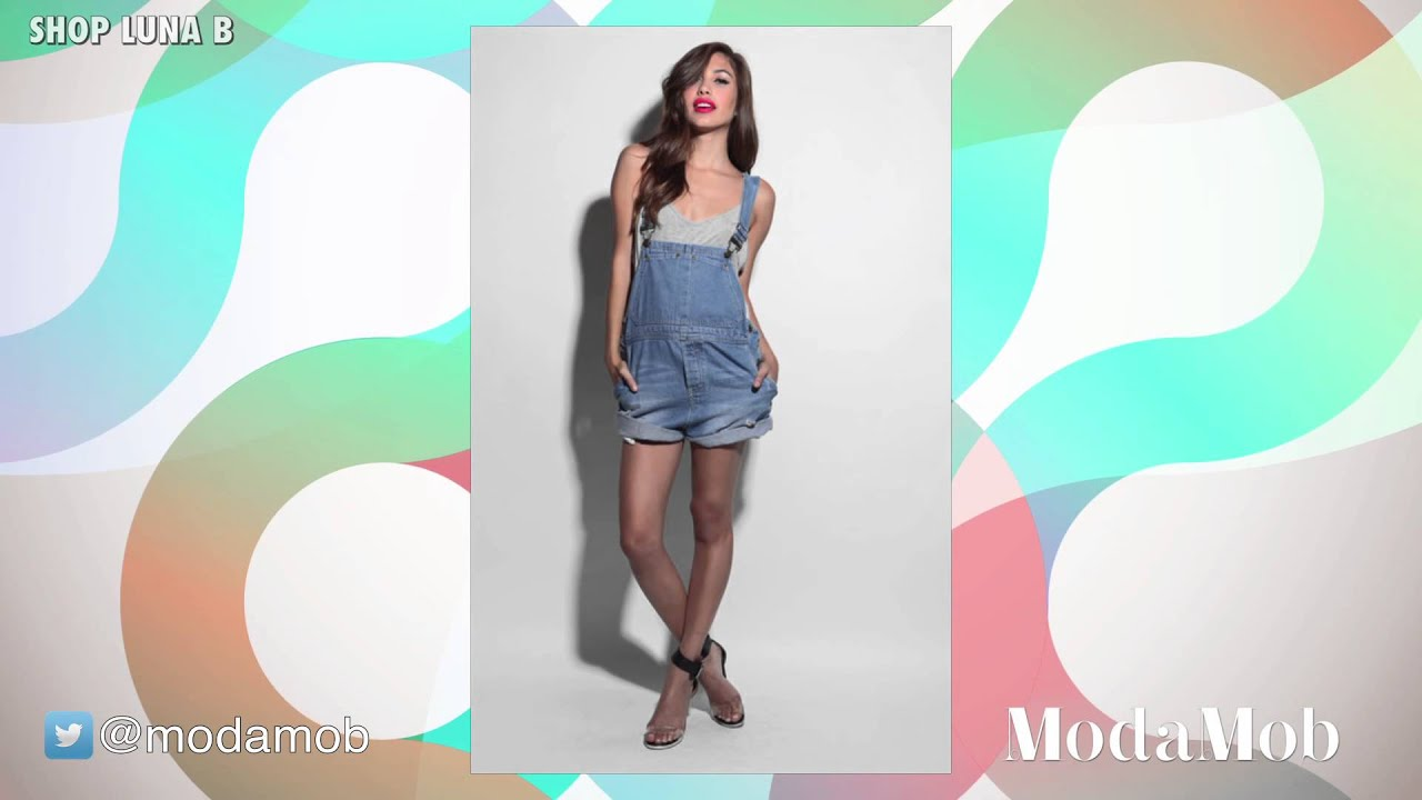 How to Wear Overalls Fashionably How to Wear Overalls